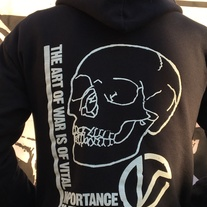 ART OF WAR HOODIE medium photo