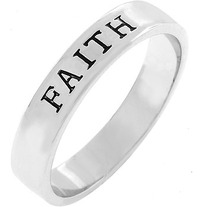 Faith Fashion Ring