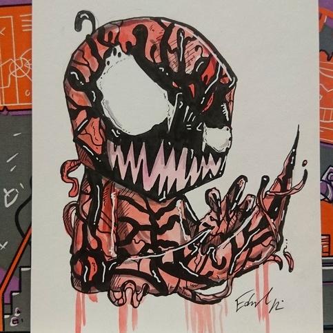 Carnage Hollow Eyes On Storenvy