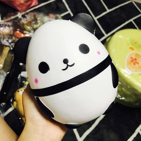 JUMBO ADORABLE Panda Egg Squishy!!!! on Storenvy