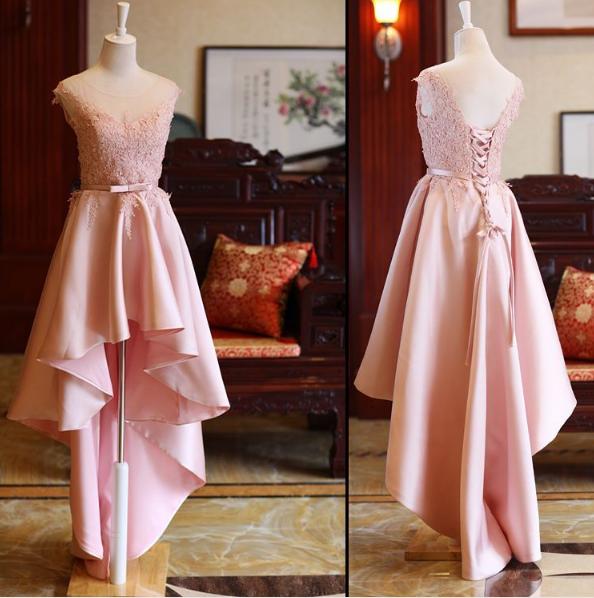 Charming Prom Dress, Elegant Evening Dress, Long Prom Gown ...
