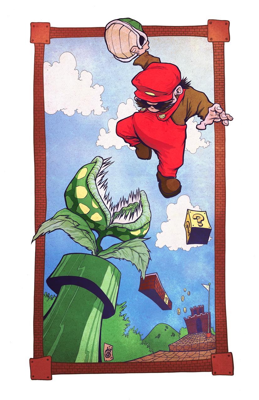 super mario print - Super Mario Pictures To Print