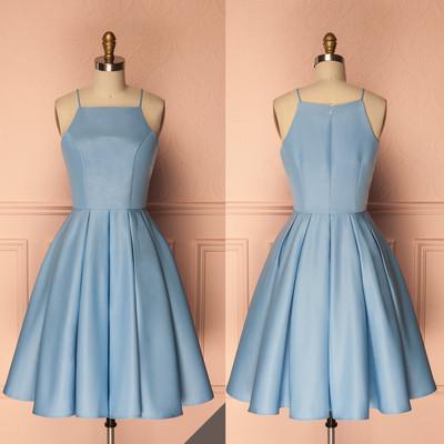 Elegant Homecoming Dress, Short Prom Dress, Simple Prom Gown F2182 ...