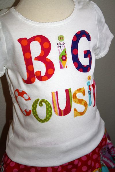 Big Cousin Shirt