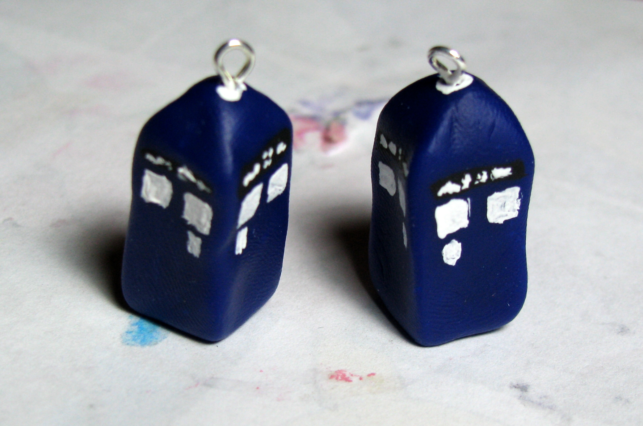 TARDIS Clip Art http://www.storenvy.com/products/250223-tardis-earrings