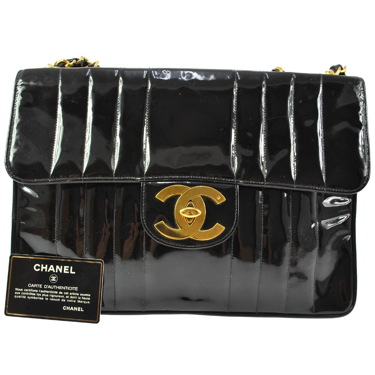 how to tell if your vintage chanel bag is authentic