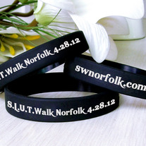 Registration Wristband S.L.U.T.Walk 2012