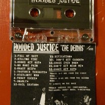 HOODED JUSTICE 'The demos'