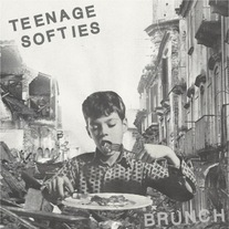 "Teenage Softies ""Brunch"" 7"" (Meth Mouth)"