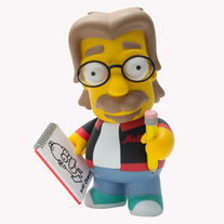 THE SIMPSONS: MATT GROENING 6-INCH