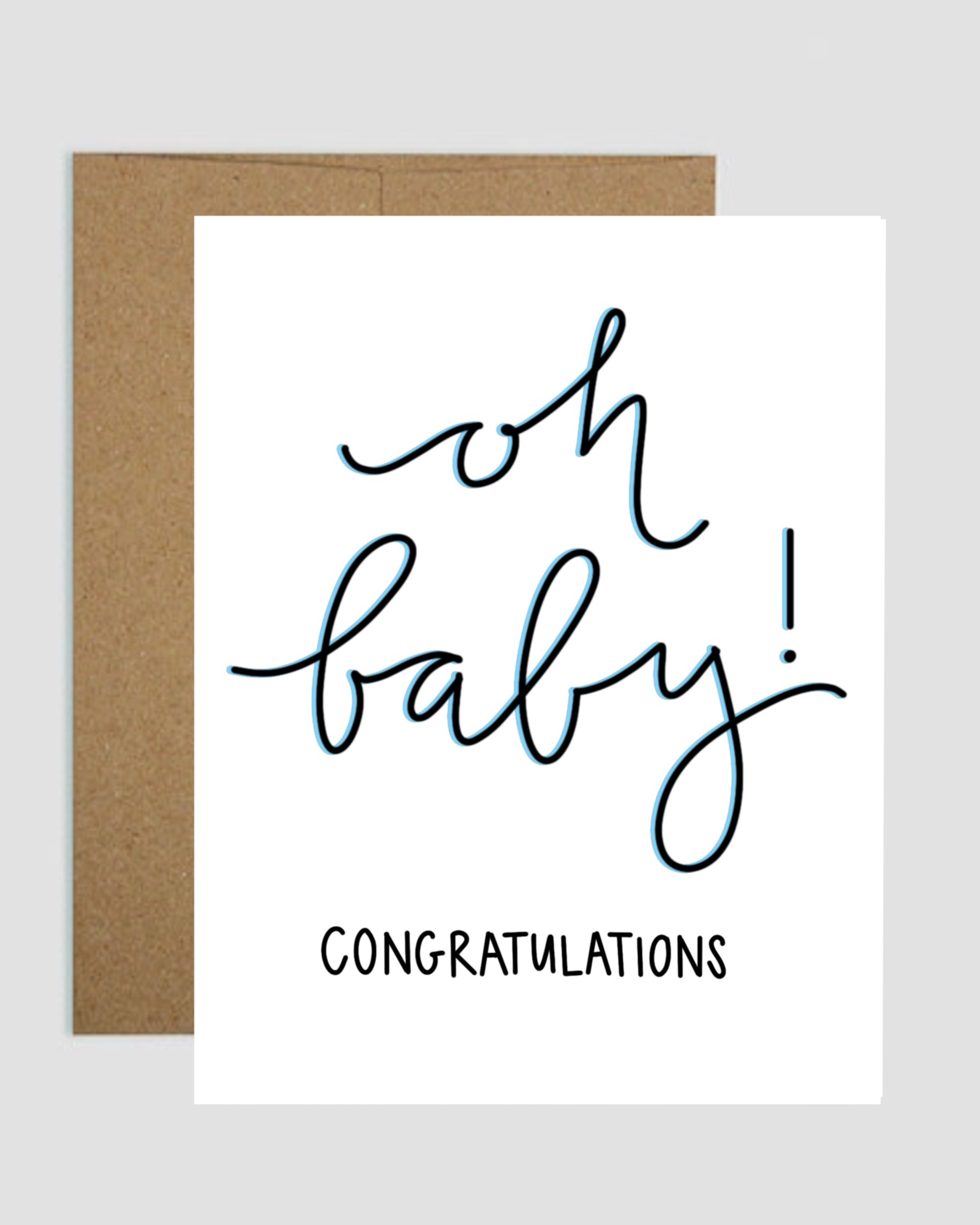 Oh Baby Greeting Card Shop Kindyl Paris Online Store Powered By