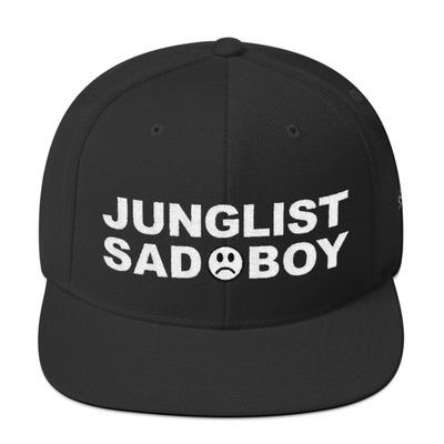 Junglist Sadboy Camo Cap · PIZZACULT · Online Store Powered by Storenvy cbee3dcc343