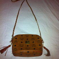 100% Authentic Authentic *MCM* - Shoulder Bag excellent condition
