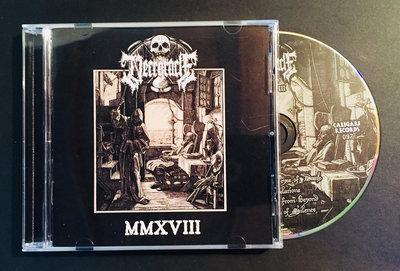 NECRORACLE - MMXVIII (Cal-097) (CD)