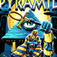 Pyramid - Not Built By Aliens T-Shirt - Thumbnail 1