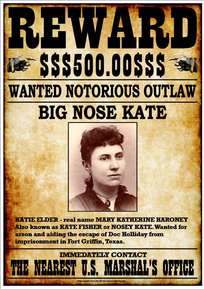 Big Nose Kate\