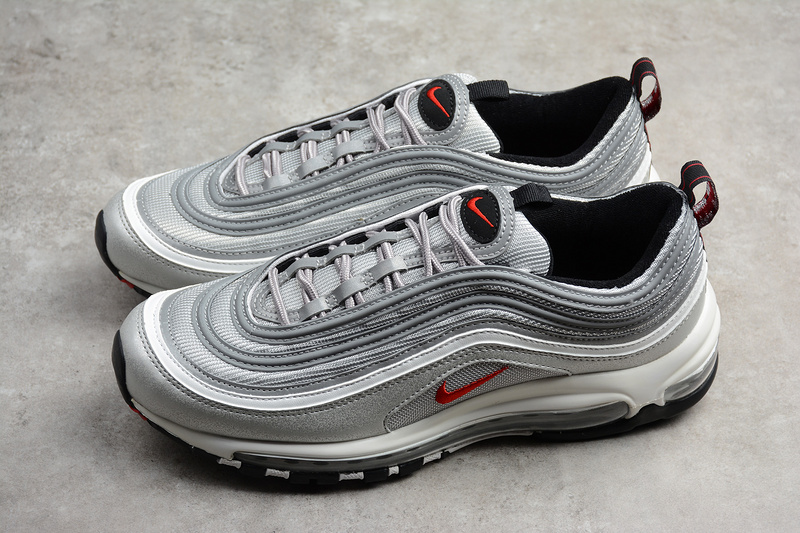 906a9b1180 Nike Air Max 97 OG QS Silver Bullet Shoes 884421-001 · Toms · Online ...