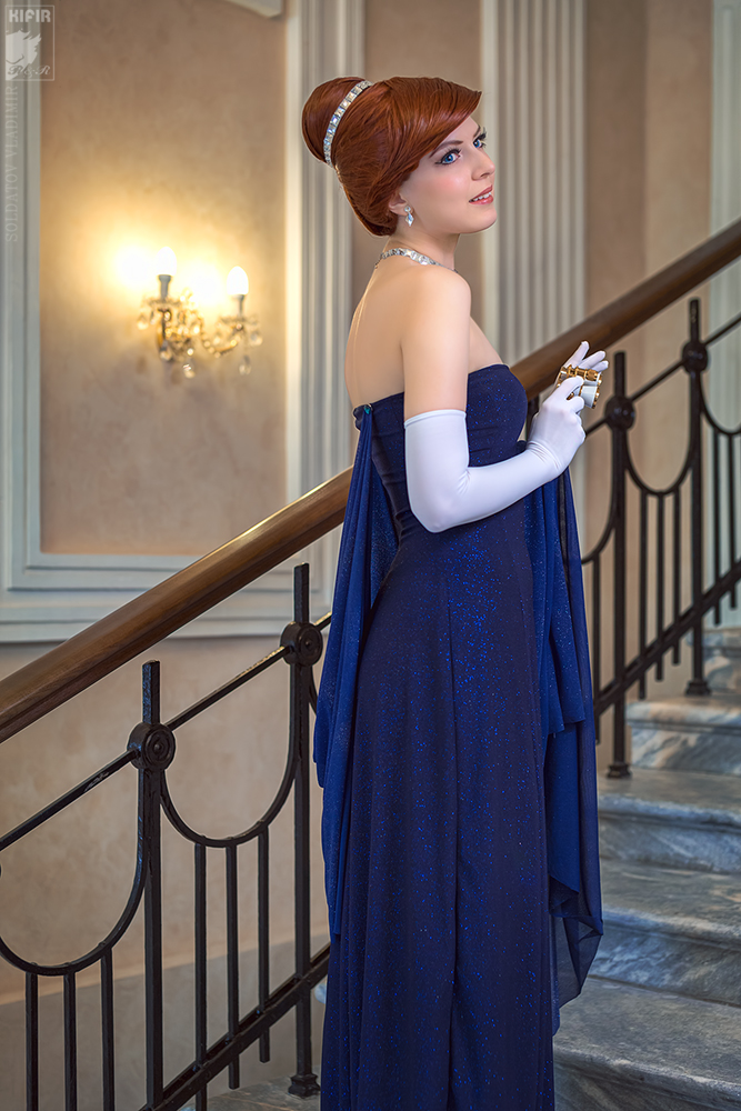 Anastasia Costume, Anastasia Dress Opera Gown · Elsacosplay · Online ...