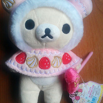 Korilakkuma Sweets Plush [MP-23001]