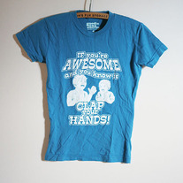 If You're Awesome Tee by Goodie Two Sleeves