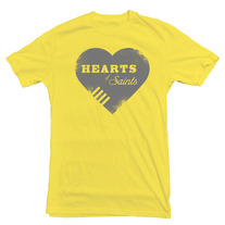 Hearts Yellow T -Limited Edition-