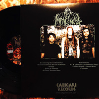 ACT OF IMPALEMENT - Perdition Cult (Vinyl Cal-100) - Thumbnail 1