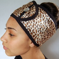 Diva Hair Wrap- Cheetah