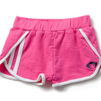 Appaman Track Shorts- cherry