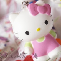 Squishy Hello-Kitty Mascot #2