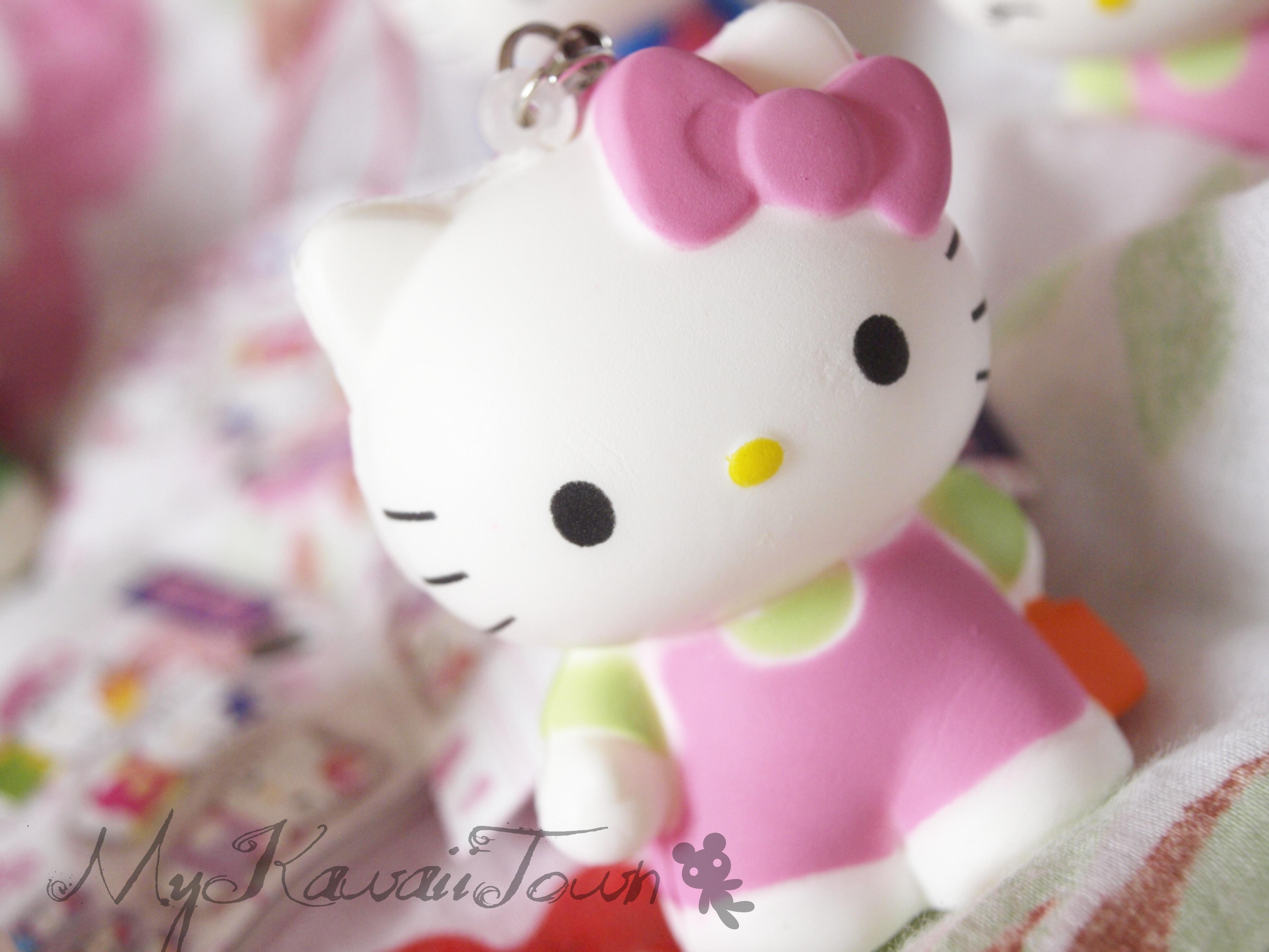 Mykawaiitown : Squishy Hello-Kitty Mascot #2 : Online Store Powered by ...