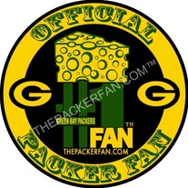 We Are Packer Fans! Sticker