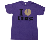 I Heart Unidisc - Purple