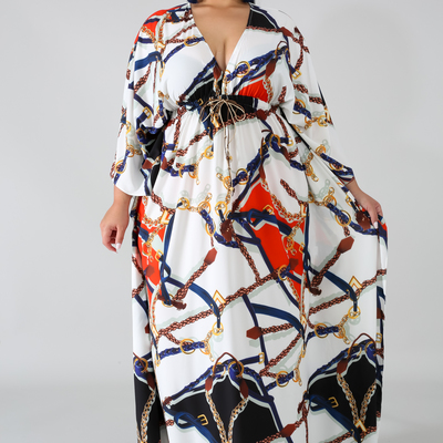 """cheyney"" maxi dress (plus)"