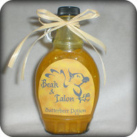 Three Bottles of Harry Potter Inspired Butter Beer Syrup- Makes Multiple Servings - Thumbnail 1