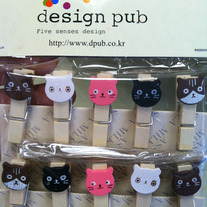 Kitty Clip Set