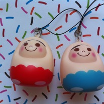 Matryoshka Doll Squishy