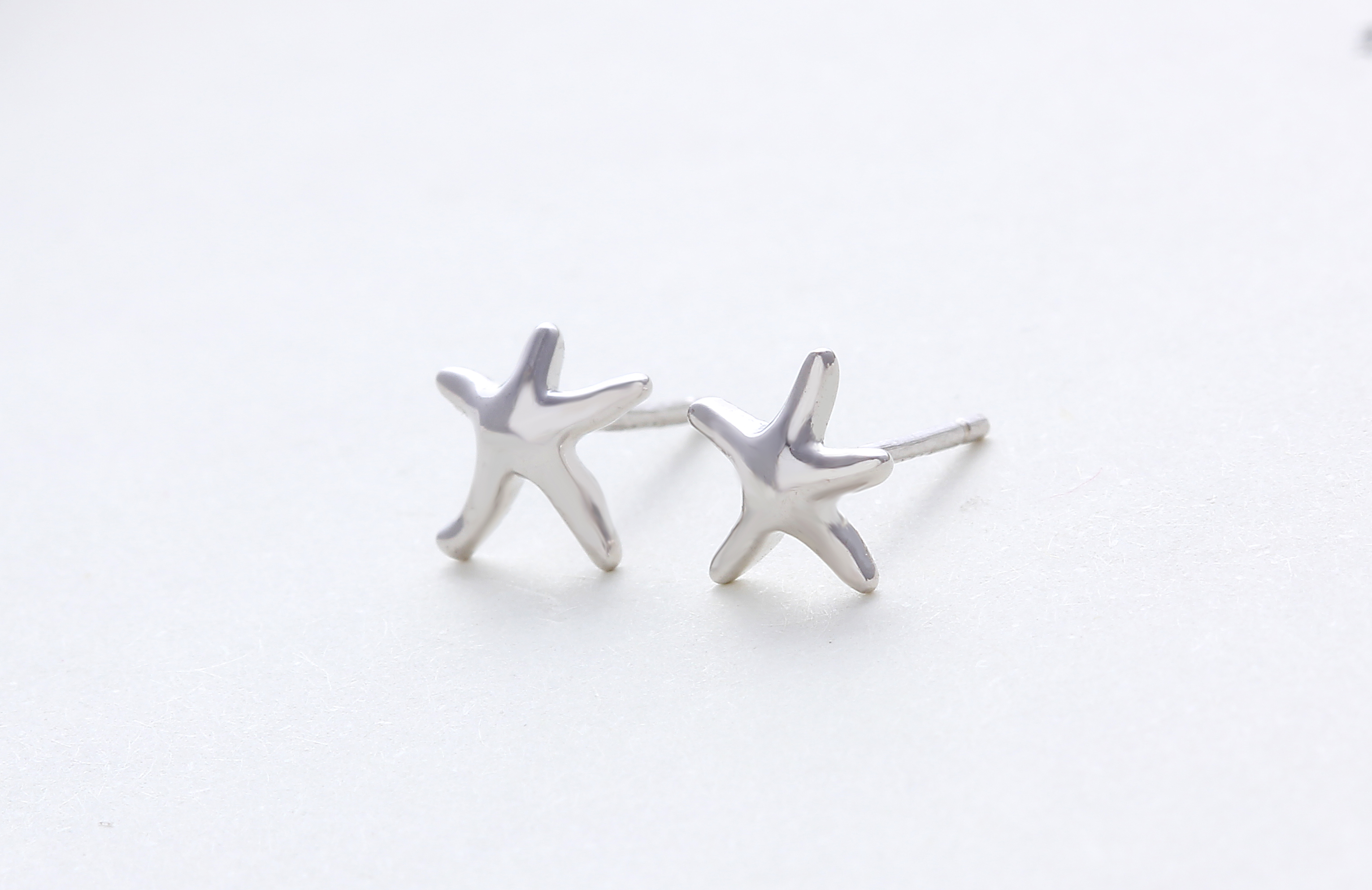pav pave view betsey stud coral earrings jewelry starfish fullscreen johnson lyst