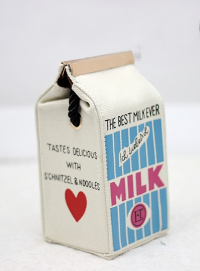 Cute pink milk bag blue · Sweetbox Store · Online Store Powered by ...