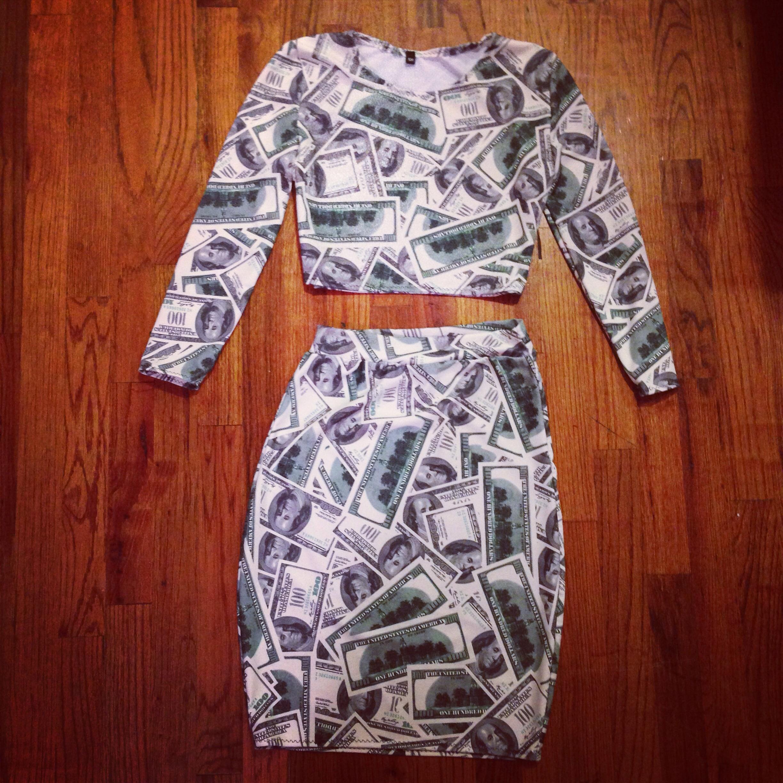 Rich girl store dreamgirl
