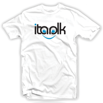 itaalk adult tee (short sleeve)