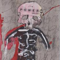 POWER TEN - original painting by Matt Deterior 10