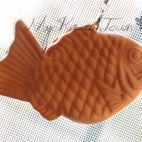 SUPER RARE Tayaki Fish Squishy