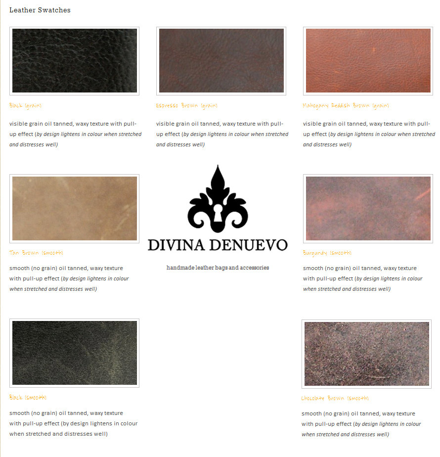 Divina Denuevo | Men\'s Leather Credit Card Wallet / Business Card ...
