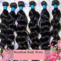 Virgin Brazilian Body Wave  20 Inch