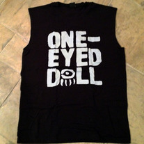 Men's Black Tank Top Muscle Shirt