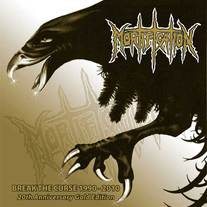 Mortification - Break the Curse 20th Anniversary GOLD Limited Edition