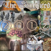 Sacrificed , The -  2012 CD