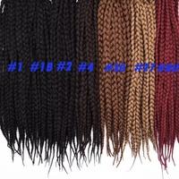 Crochet Box Braids  - Thumbnail 4