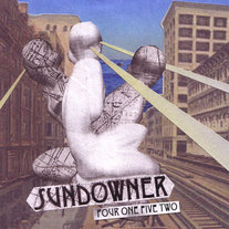 "Sundowner ""Four One Five Two"" CD  CCCP 112-2"