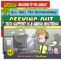 Urban Jungle Books: Mega-Bundle